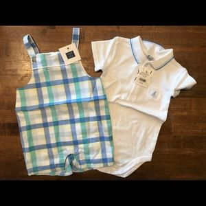 Brand new with tags Janie and Jack outfit